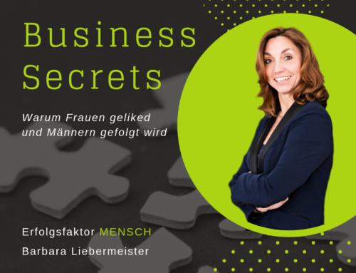 Business Secrets – neuer Podcast für Frauen